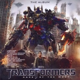 Various Artists - Transformers: Dark Of The Moon: The Album