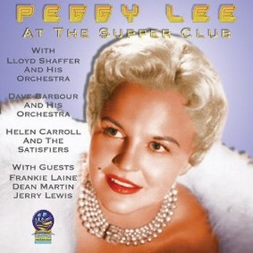 Peggy Lee - At the Supper Club