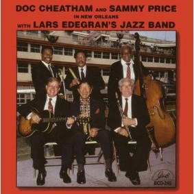 Doc Cheatham - In New Orleans with Lars Edegrans Jazz Band