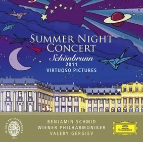 Wiener Philharmoniker - Summer Night Concert Schonbrunn 2011