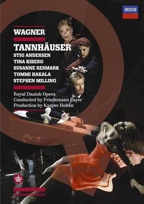 Royal Danish Theatre, Andersen Stig, Kiberg Tina - Tannhauser [DVD]
