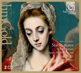 Agnès Mellon & Ensemble 415 - Stabat Mater, Symphonies