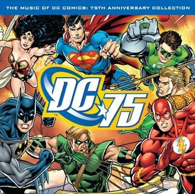 Various Artists - The Music of DC Comics 75th