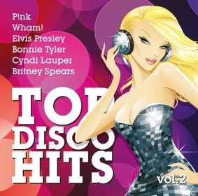 Various Artists - Top Disco Hits vol. 2
