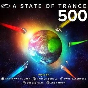 Various Artists - A State of Trance 500