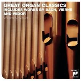 William Mcvicker - Great Organ Classics
