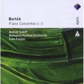 Budapest Festival Orchestra, Andras Schiff - Bartok: Piano Concertos No.1-3