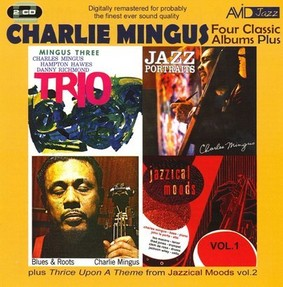 Charles Mingus - Four Classic Albums Plus: Charles Mingus