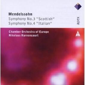 Hamber Orchestra Of Europe - Mendelssohn: Symphony No. 3, No. 4