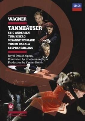 Stig Andersen, Tina Kiberg, Stephen Milling - Wagner: Tannhauser