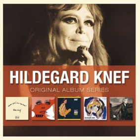 Hildegard Knef - Original Album Series