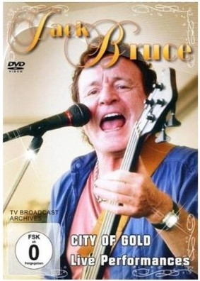 Jack Bruce - Live Performances [DVD]
