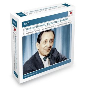 Vladimir Horowitz - Vladimir Horowitz Plays Great Sonatas