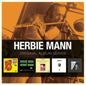 Herbie Mann - Original Album Series