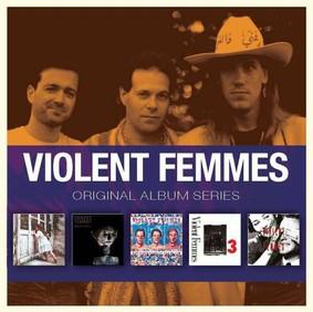 Violent Femmes - Original Album Series