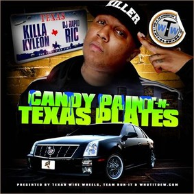 Rapid Ric - Candy Paint N Texas Plates