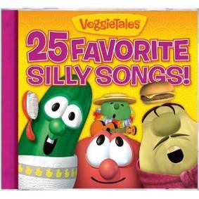 VeggieTales - 25 Favorite Silly Songs!