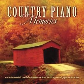 Mark Burchfield - Country Piano Memories