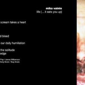 Mika Vainio - Life (...It Eats You Up)