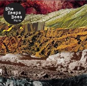 She Keeps Bees - Dig On