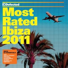Various Artists - Most Rated Ibiza 2011
