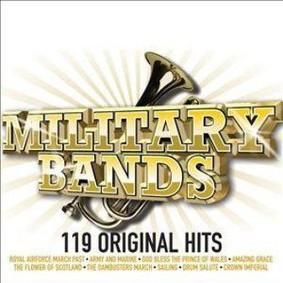 Various Artists - Original Hits Military Bands