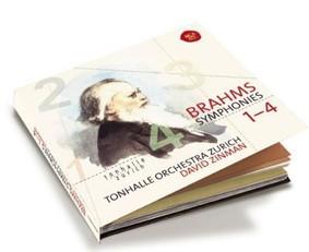 Tonhalle Orchester Zürich - Symphonies 1 - 4