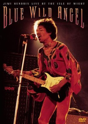 Jimi Hendrix - Blue Wild Angel [DVD]