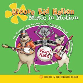 Groove Kid Nation - Music in Motion