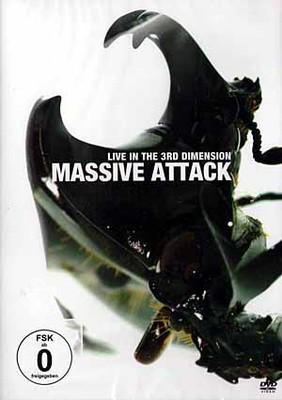 Massive Attack - Live In The 3rd Dimension [DVD]