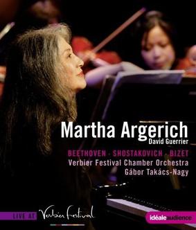 Martha Argerich - Live at Verbier Festival, 2009 & 2010 [DVD]