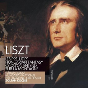 Various Artists - Les Preludes, Hungarian Fantasy