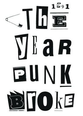 Various Artists - The Year Punk Broke 1991 [DVD]