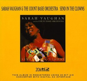 Sarah Vaughan - Send In The Clouds