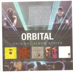 Orbital - Original Album Series
