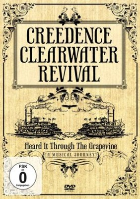 Creedence Clearwater Revival - Heard It Through The Grapevine [DVD]
