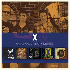 X - Original Album Series
