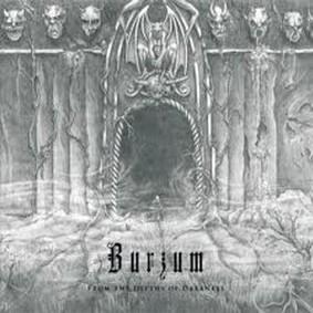 Burzum - The Depths Of Darkness
