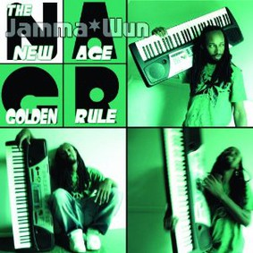 Jamma* Wun - The New Age, Golden Rule