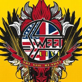 Sweet - Are You Ready, Sweet Live