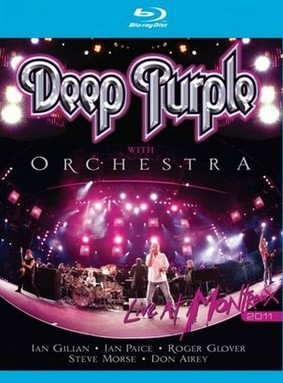 Deep Purple - With Orchestra: Live At Montreux 2011 [Blu-ray]