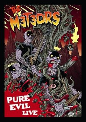The Meteors - Pure Evil Live [DVD]