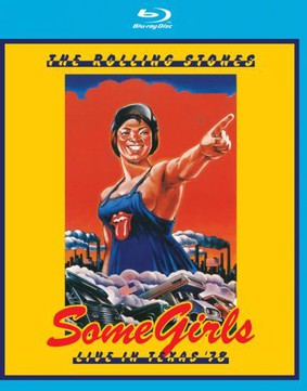 The Rolling Stones - Some The  Girls – Live In Texas '78 [Blu-ray]