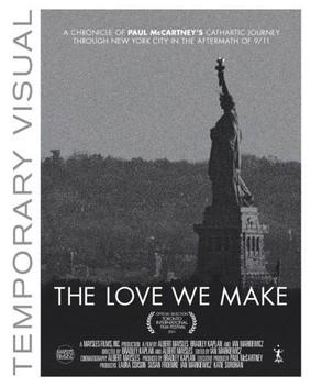 Paul McCartney - The Love We Make [DVD]