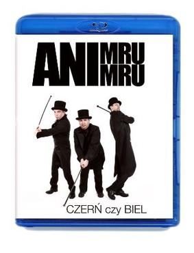Kabaret Ani Mru-Mru - Czerń czy Biel [Blu-ray]