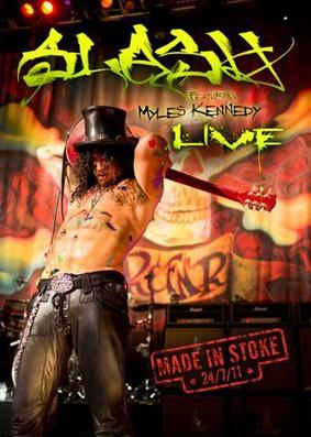 Slash - Made In Stoke [DVD]