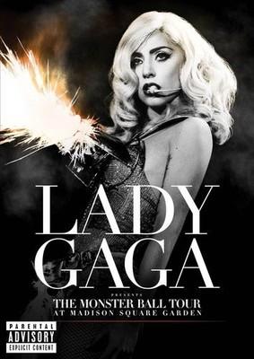 Lady Gaga - Monster Ball Tour At Madison Square Garden [Blu-ray]