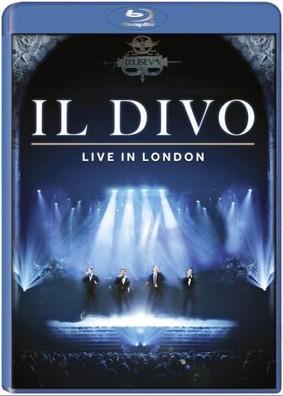 Il Divo - Live in London [Blu-ray]