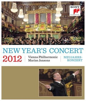 Various Artists - New Year's Concert 2012 [Blu-ray]