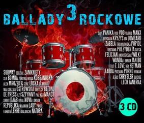 Various Artists - Ballady rockowe 3